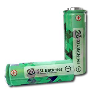 SSL Batteries 3,3 Volt, 45.000 mAh, LiFePo4