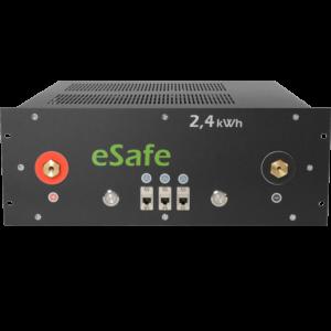 eSafe Batteriemodul  2,4 kWh
